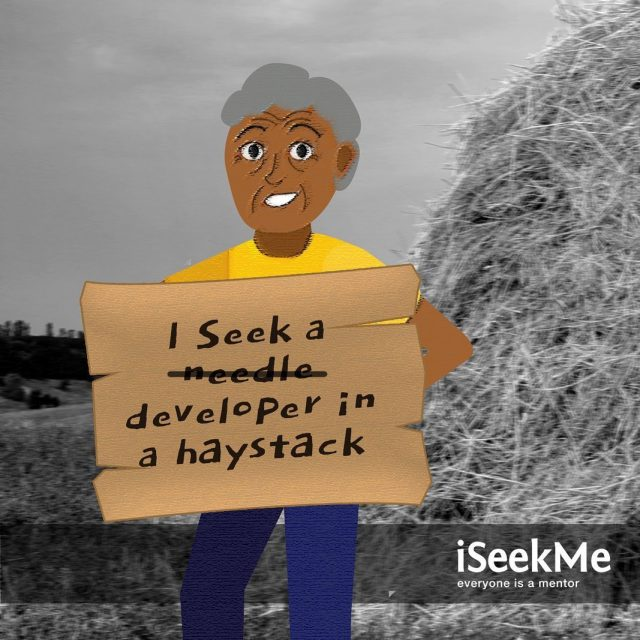 I need to find this full stack developer before I get old. Please help me 🙂 Wanted, talented man or woman with a passion for development and people. Check the link in my bio. . . #persoonlijkeontwikkeling #developer #fullstack #fullstackdeveloper #php #agular #iseekme #webdeveloper #learninganddevelopment #personalleadership #iseekme