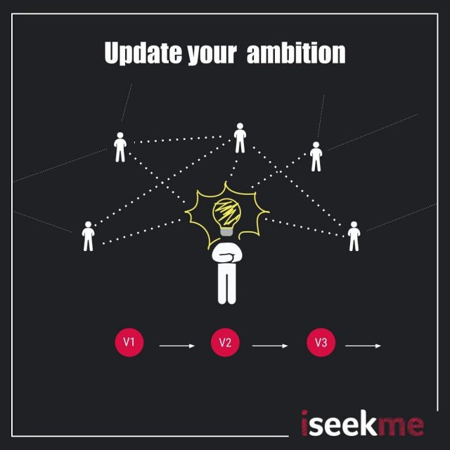 Are you aware of the process of updating your ambition.  #persoonlijkeontwikkeling #designyourlife #persoonlijkleiderschap #persoonlijkegroei #personaldevelopment #mentor #coaching #studiekeuze #carriereswitch