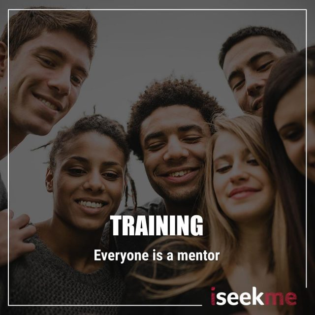 TRAINING: EVERYONE IS A MENTOR Als jij persoonlijke ontwikkeling belangrijk vindt en het anderen ook gunt, schrijf je dan in voor deze training! Je leert hoe je sneller, makkelijker en fijner kunt leren van de ervaringen van anderen en om zelf ook een inspirerend mentor zijn.  Link in bio @iseekme   #everyoneisamentor#personaldevelopment#iseekme#lifechangers#lifechangingtips#lifechangingcareers#persoonlijkeontwikkeling