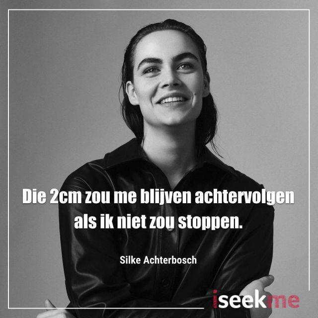 Silke Achterbosch (22) neemt ons mee in haar ambitie om model te worden, het proces van zelfacceptatie en de keuzes die ze durfde maken om het anders te doen als plussize-model.   Haar verhaal: https://bit.ly/3riNMmF  #acceptatie #affirmatie #modellengezocht #plussizemodel #manifesteren#bewustwording #mentorship#everyoneisamentor#mentoring #powervrouwen #zelfliefde #groeimindset #positievemindset #persoonlijkeontwikkeling #lifestyle #personaldevelopment #personalgrowth #healtylifestyle